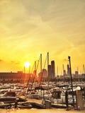 Λιμάνια του Σικάγου στοκ φωτογραφία με δικαίωμα ελεύθερης χρήσης