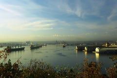Λιμάνι Αβάνα, Κούβα της Αβάνας Στοκ φωτογραφίες με δικαίωμα ελεύθερης χρήσης