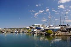 λιμάνι αρκετά Στοκ Φωτογραφίες