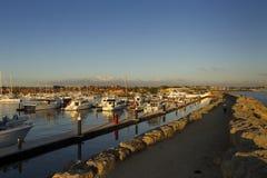Λιμάνι βαρκών Hillarys Στοκ φωτογραφία με δικαίωμα ελεύθερης χρήσης