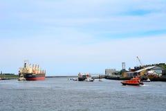 Λιμάνι, βόρειες ασπίδες, Αγγλία Στοκ φωτογραφίες με δικαίωμα ελεύθερης χρήσης