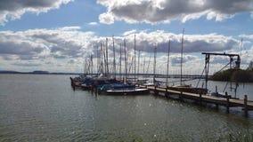 Λιμάνι γιοτ Στοκ Εικόνες