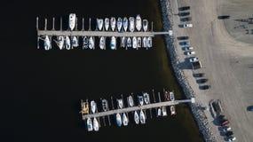 Λιμάνι εγώ Στοκ Εικόνες
