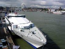 λιμάνι Ελσίνκι Στοκ Φωτογραφία