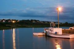 λιμάνι Ηνβερνές Στοκ εικόνα με δικαίωμα ελεύθερης χρήσης