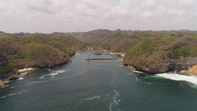 Λιμάνι θάλασσας εισόδων φιλμ μικρού μήκους