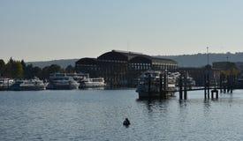 Λιμάνι λιμνών Στοκ φωτογραφία με δικαίωμα ελεύθερης χρήσης