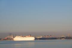 Λιμάνι Λονγκ Μπιτς Στοκ φωτογραφία με δικαίωμα ελεύθερης χρήσης