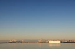 Λιμάνι Λονγκ Μπιτς Στοκ Εικόνες