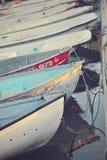 Λιμάνι Μαίην, περιοχή ράβδων ακτών. Στοκ εικόνες με δικαίωμα ελεύθερης χρήσης