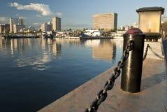 λιμάνι Μανίλα Στοκ φωτογραφία με δικαίωμα ελεύθερης χρήσης