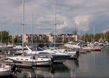 λιμάνι Οντάριο του Κομπού&r στοκ εικόνες