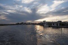 Λιμάνι ουρανού Στοκ Εικόνα