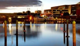 Λιμάνι οδογεφυρών Στοκ Εικόνα