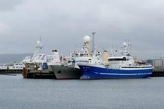 λιμάνι Ρέικιαβικ Στοκ φωτογραφία με δικαίωμα ελεύθερης χρήσης