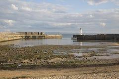 Λιμάνι σε Anstruther, Fife, Σκωτία Στοκ Εικόνες