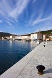 λιμάνι στυλίσκων Στοκ εικόνες με δικαίωμα ελεύθερης χρήσης