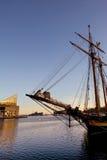 λιμάνι της Βαλτιμόρης εσω&t στοκ φωτογραφία