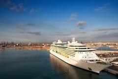 Λιμάνι της Βαλένθια Στοκ εικόνες με δικαίωμα ελεύθερης χρήσης