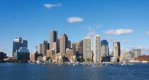Λιμάνι της Βοστώνης Στοκ Εικόνα
