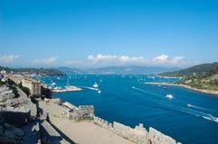 Λιμάνι της Ιταλίας Στοκ Φωτογραφίες