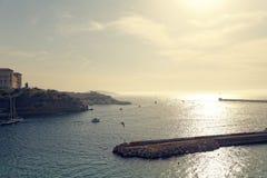 Λιμάνι της Μασσαλίας Στοκ Φωτογραφία