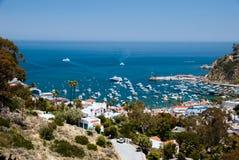 λιμάνι της Catalina Στοκ Εικόνες