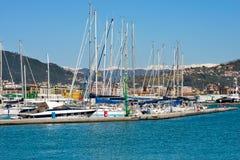 Λιμάνι του Λα Spezia - Λιγυρία Ιταλία Στοκ Φωτογραφία