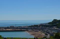 Λιμάνι του Ντόβερ στοκ εικόνα με δικαίωμα ελεύθερης χρήσης