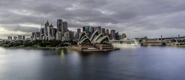 Λιμάνι του Σίδνεϊ Αυστραλία Στοκ Φωτογραφία