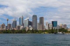 Λιμάνι του Σίδνεϊ, Σίδνεϊ, Αυστραλία Στοκ Φωτογραφία
