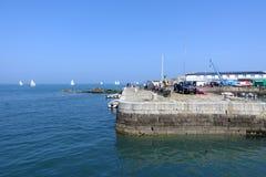 Λιμάνι του Bullock Στοκ Εικόνες