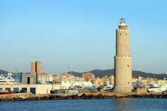 Λιμάνι Φλωρεντία Ιταλία στοκ εικόνες με δικαίωμα ελεύθερης χρήσης