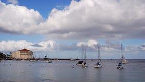 λιμάνι χαρτοπαικτικών λε&sig Στοκ εικόνα με δικαίωμα ελεύθερης χρήσης