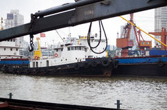 λιμάνι Στοκ Εικόνα
