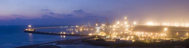 λιμάνι Στοκ Φωτογραφία