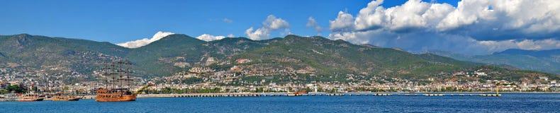 Λιμάνι Alanya Στοκ φωτογραφίες με δικαίωμα ελεύθερης χρήσης