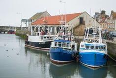 Λιμάνι Anstruther Στοκ εικόνα με δικαίωμα ελεύθερης χρήσης