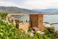 Λιμάνι Antalya Τουρκία Ευρώπη στοκ εικόνες