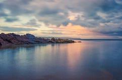 Λιμάνι 3-08-2017 Ardmore Στοκ φωτογραφίες με δικαίωμα ελεύθερης χρήσης