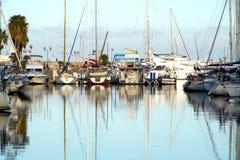 Λιμάνι Argeles sur Mer Στοκ Φωτογραφίες