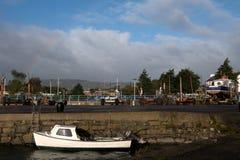 Λιμάνι Carrickgergus Στοκ φωτογραφία με δικαίωμα ελεύθερης χρήσης