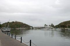 λιμάνι frio cabo Στοκ φωτογραφία με δικαίωμα ελεύθερης χρήσης