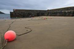 Λιμάνι Gorran Στοκ εικόνα με δικαίωμα ελεύθερης χρήσης