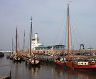 Λιμάνι Harlingen Στοκ Φωτογραφίες