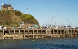 Λιμάνι Ilfracombe, Devon, Αγγλία στοκ εικόνα με δικαίωμα ελεύθερης χρήσης