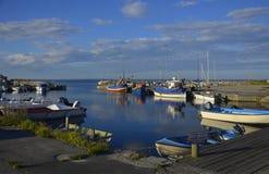 Λιμάνι Kivik Στοκ εικόνες με δικαίωμα ελεύθερης χρήσης