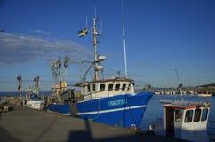 Λιμάνι KrokÃ¥s, Σουηδία Στοκ φωτογραφίες με δικαίωμα ελεύθερης χρήσης