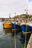 Λιμάνι Oban, Oban, Argyle, Σκωτία 28 Αυγούστου 2015 Στοκ Εικόνες