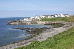 Λιμάνι Portballintrae, βόρειο Antrim στοκ φωτογραφίες με δικαίωμα ελεύθερης χρήσης